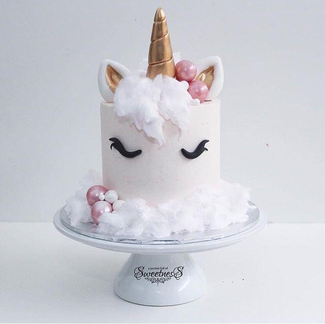 Unicorn Dream Cake
